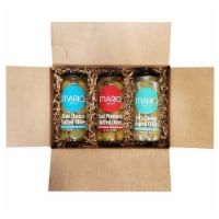 Mario Specialty Stuffed Green Olive 3-Pack Assortment - 3 jars (Variety)