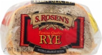 S. Rosen's Thin Sliced Seeded Rye Bread