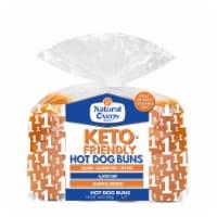 Natural Ovens Keto-Friendly Hot Dog Buns - 8 ct / 18 oz