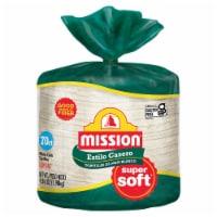 Mission Estilo Casero Corn Tortillas