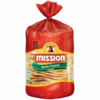 Mission Tostada Casera