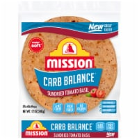 Mission Carb Balance Sundried Tomato Basil Tortilla Wraps