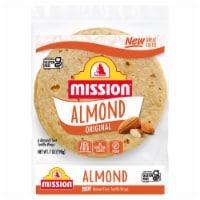 Mission Gluten Free Almond Flour Tortilla Wraps - 6 ct / 7 oz