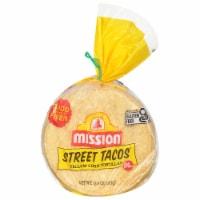 Mission Street Tacos Yellow Corn Tortillas