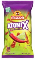 Mission Chile and Lime Tortilla Chips
