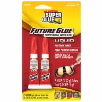 The Original Super Glue Corporation  Future Glue  Super Strength  All Purpose Super Glue  2 - Case of: 12