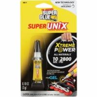 SuperUNiX 0.10 Oz. Super Glue Gel 90011-12