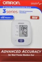 Omron 3 Series Automatic Digital Blood Pressure Monitor