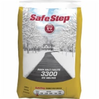 Safe Step® Rock Salt Halite 3300 Ice Melter