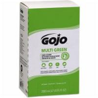 Multi Green Hand Cleaner Refill Citrus Scent 2,000 Ml 4 Per Each Carton   1 Carton of: 4 - 2000mL