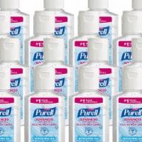 Purell® Advanced Refreshing Gel Hand Sanitizer - 2 fl oz
