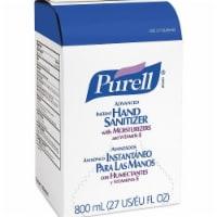 Purell Hand Sani. Refill,Refill Cart.,Liquid  9657-12 - 1