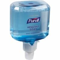 Purell ES4 BAK FOAM SOAP REFILL 5079-02 Pack of 2 - 1200 mL