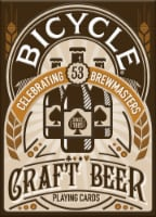 Bicycle® Craft Beer Celebration Playing Cards