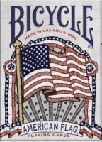 Bicycle® American Flag Playing Cards