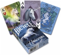 Bicycle® Anne Stokes Unicorns Card Deck