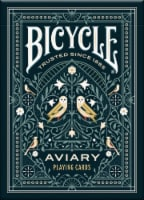 Bicycle® Aviary Playing Cards