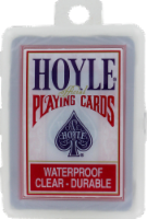 Hoyle® Waterproof Playing Cards - 1 ct