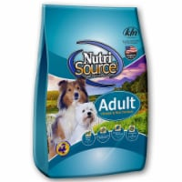Nutri Source Chicken and Rice Cubes Dog Food 33 lb. - Case Of: 1; - Count of: 1