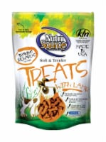 Nutri Source Lamb Grain Free Treats For Dogs 6 oz. 1 pk - Case Of: 1; Each Pack Qty: 1;