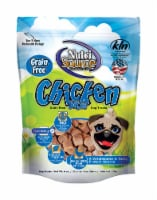 Nutri Source Chicken Grain Free Treats For Dogs 6 oz. 1 pk - Case Of: 12; Each Pack Qty: 1;