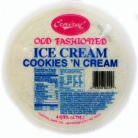 Central Cookies & Cream Ice Cream