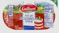 Galbani Fresh Mozzarella Log