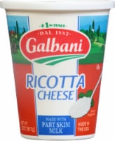 Galbani Part Skim Ricotta Cheese