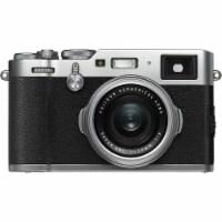 Fujifilm X100f 24.3 Mp Aps-c Digital Camera Brown Or Silver - 1