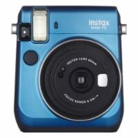 Fujifilm Instax Mini 70 Instant Film Camera Island Blue