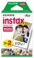 FFujifilm Instax Mini Film - 20 Pack
