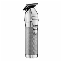 Babyliss Pro Silver Fx Skeleton Exposed T-blade Outlining Cordless Trimmer Fx787s - 1