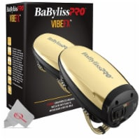 Babyliss Pro Vibe Fx Cord / Cordless Massager Fxssmg Gold - 1