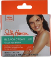 Sally Hansen Cream Hair Bleach for Face