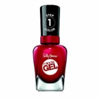 Sally Hansen Miracle Gel Can't Beet Royalty Nail Polish - 1 ct