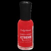 Sally Hansen Hard as Nails Xtreme Wear Rebel Red Nail Color - 1 ct