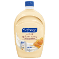 Softsoap Milk & Golden Honey Liquid Hand Soap