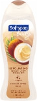 Softsoap Coconut Butter Scrub Exfoliating Body Wash