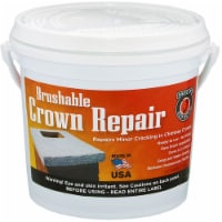 Meeco's Red Devil® 90100 Brushable Crown Repair 1/2 gallon - 64 ounce each