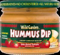 Wild Garden Sun-Dried Tomato Hummus Dip