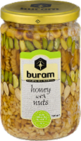 Buram Honey with Nuts - 26.47 oz