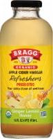 Bragg Organic Ginger Lemon Honey Refresher