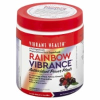 Vibrant Health Rainbow Vibrance Antioxidant Power Plants Dietary Supplement - 6.5 oz