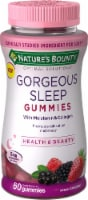 Nature's Bounty Optimal Solutions Gorgeous Sleep Gummies