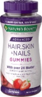 Nature's Bounty Advanced Hair Skin & Nails Gummies 80 Count