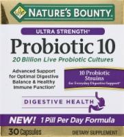 Nature's Bounty Probiotic 10 Capsules - 30 ct