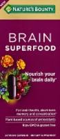 Nature's Bounty Brain Superfood - 24 ct
