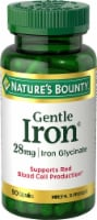 Nature's Bounty Iron Capsules 28mg