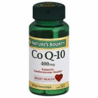 Nature's Bounty Co Q-10 Softgels 400mg