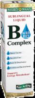 Nature's Bounty B Complex Liquid - 2 fl oz